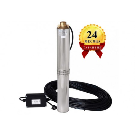 Погружной центробежный многоступенчатый насос для воды Водолей БЦПЭ 1,6-32У*