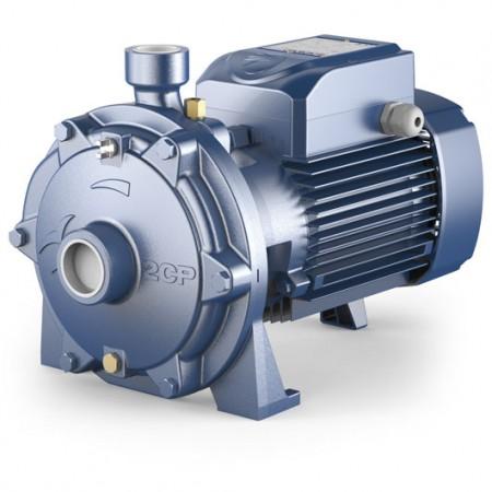 Поверхностный центробежный насос для воды Pedrollo 2CP 40/180B (3-х фазный)