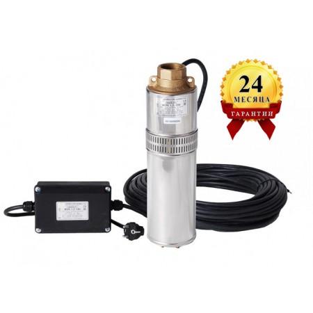 Погружной центробежный многоступенчатый насос для воды Водолей БЦПЭ 1,2-12У*