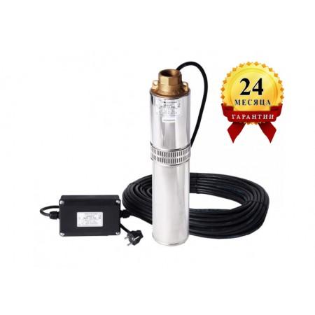 Погружной центробежный многоступенчатый насос для воды Водолей БЦПЭ 1,2-25У*