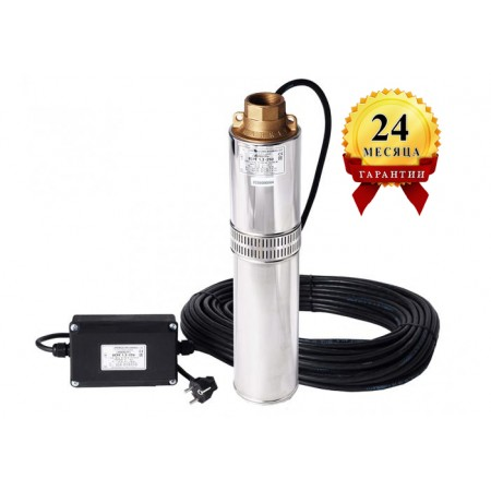 Погружной центробежный многоступенчатый насос для воды Водолей БЦПЭУ 0,32-40У*