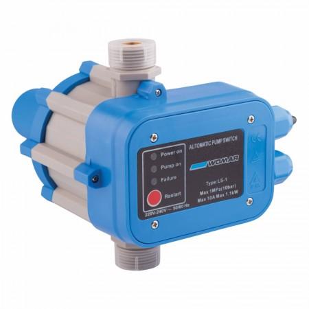 Контроллер давления электронный WOMAR LS-1