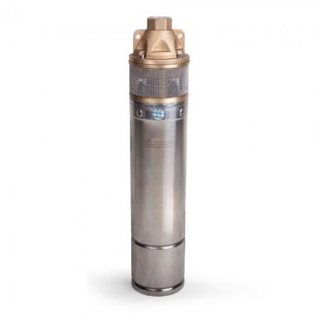 Погружной центробежный многоступенчатый насос для воды WOMAR 4SKM-100 (0,75 кВт)