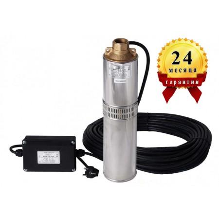 Погружной центробежный многоступенчатый насос для воды Водолей БЦПЭ 0,5-32У*
